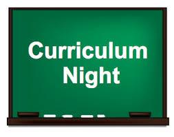Open House / Curriculum