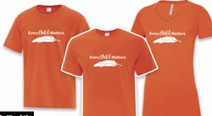 Orange Shirt and Agenda Orders