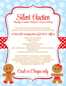 Christmas Concert and Silent Auction